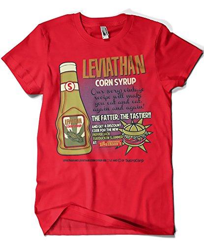 658-Camiseta Leviathan Corn Syrup (Arinesart)
