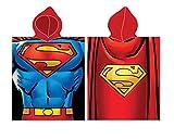 Superman - Toalla de baño, algodón
