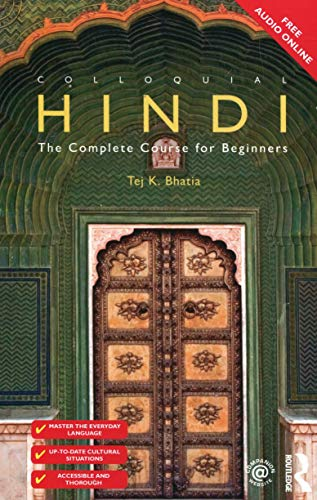 Colloquial Hindi: The Complete Course for Beginners (Colloquial Series (Book Only))