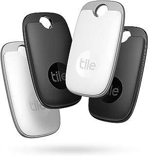 Tile Pro (2022) Bluetooth Item Finder, 2 Stuks, Bereik 120m, Tot 2 Jaar Batterijduur, Incl. Zoekopdracht Met Behulp Van De...