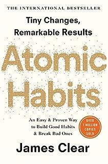 Atomic Habits: the life-changing million-copy #1 bestseller (1847941834)   Amazon price tracker / tracking, Amazon price history charts, Amazon price watches, Amazon price drop alerts
