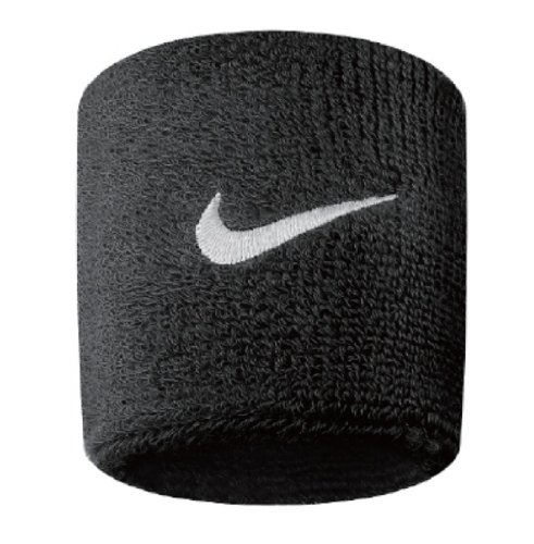 Nike Unisex-Youth Gelenkband, Black/White, One Size