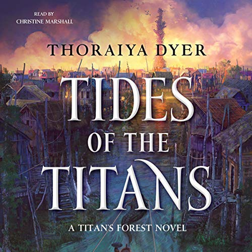 Tides of the Titans cover art