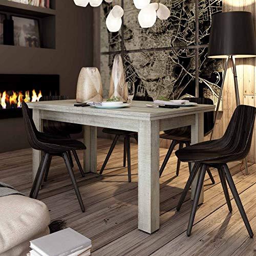 Azor Ventemeublesonline Table Extensible baïkal