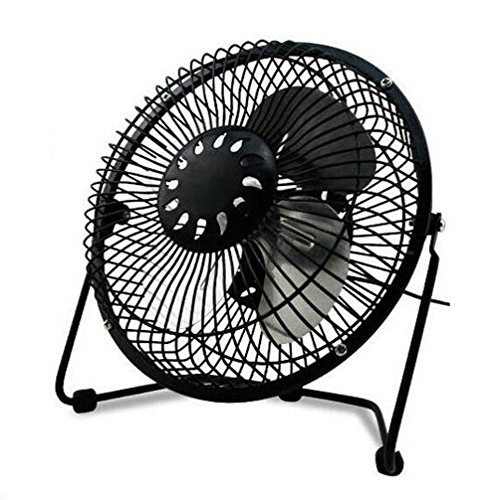 Da.Wa Mini Ventilateur USB de Bureau Silencieux Portable Mini Fan 6\