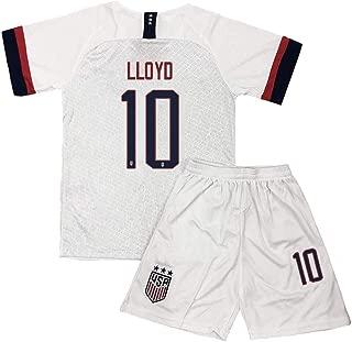 Noumhtz Youth Lloyd Jersey 2019-2020 USA National Team 10...