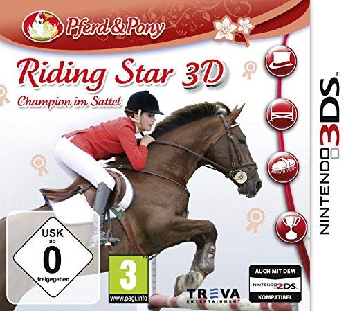 Riding Star 3D - Champion im Sattel