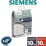 SIEMENS - Détecteur de monoxyde de carbone (CO) NF Siemens Delta Reflex 5TC1260...