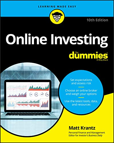 Online Investing For Dummies (English Edition)