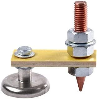 Welding Magnet Head, Welding Magnet Head Fix Ground Clamp ,Magnetic Welding Support , 36 mm
