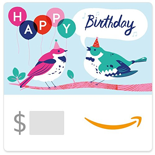 Amazon eGift Card - Birdy Birthday