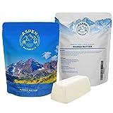 Aspen Naturals Raw Mango Butter - Pure Raw Unrefined, All Natural Skin...