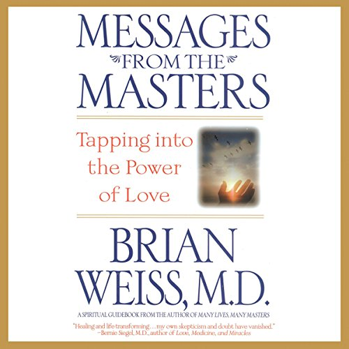 Messages from the Masters audiobook cover art