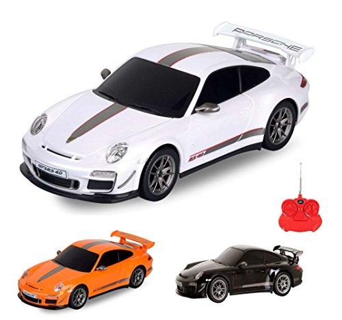 Porsche 911 GT3 RS 4.0 - RC ferngesteuertes Modellauto lizenziert Maßstab 1:24 inkl. Fernsteuerung