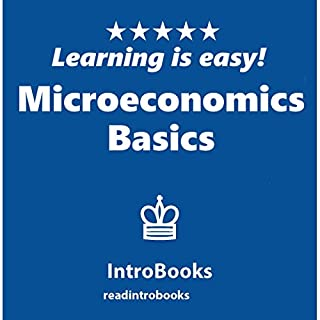 Microeconomics Basics audiobook cover art