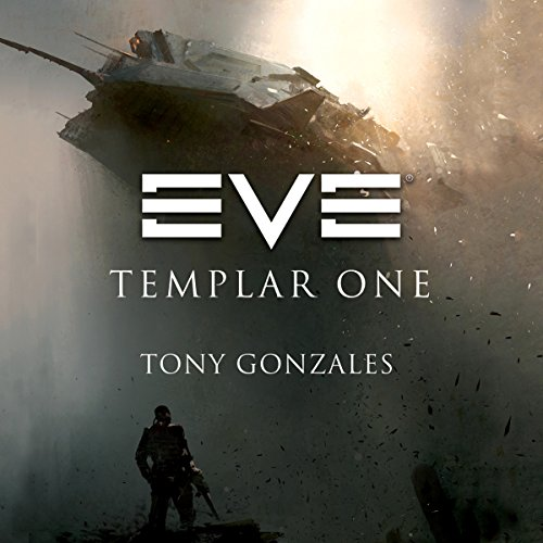 EVE: Templar One audiobook cover art