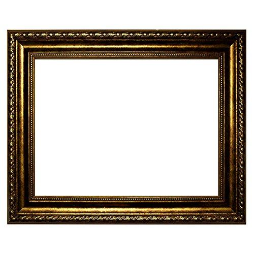 Barockrahmen Gold fein verziert 842 ORO, Leerrahmen, 60x80 cm