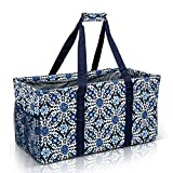 Extra Large Utility Tote Bag - Oversized Collapsible...
