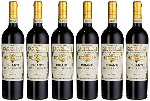Castellani Famiglia Chianti Colli Senesi DOCG  (6 x 0.75 l)