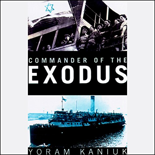 Commander of the Exodus cover art