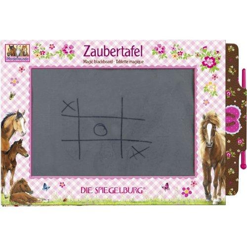 Spiegelburg 25551 Zaubertafel Pferdefreunde
