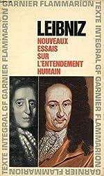 NOUVEAUX ESSAIS SUR L'ENTENDEMENT HUMAIN de LEIBNIZ Gottfried Wilhelm