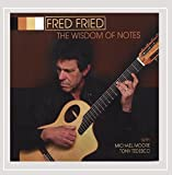 "album cover: Fred Fried ""The Wisdom of Notes"""