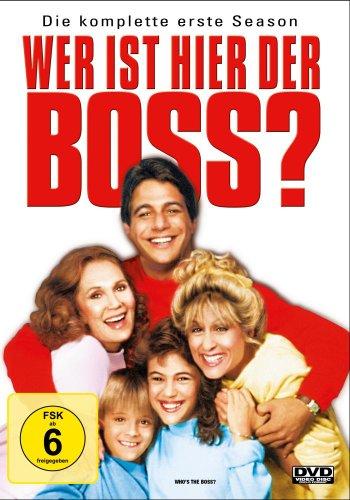 Wer ist hier der Boss - Season 1[NON-US FORMAT, PAL] [3 DVDs]
