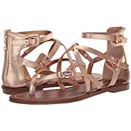 G by GUESS Women's Harver Strappy Logo Sandals