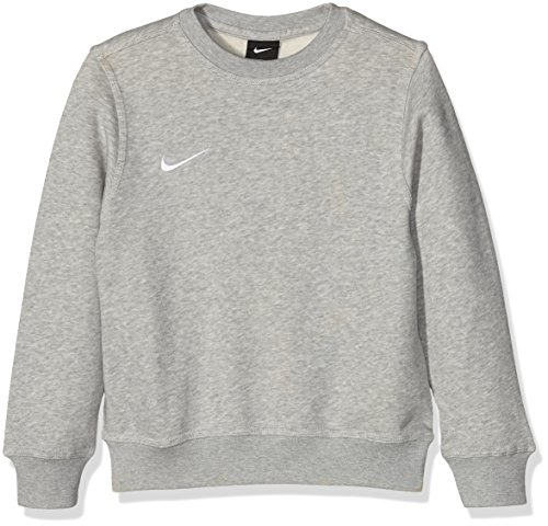Nike Kid's Team Club Sweatshirt - Grey, M (137 - 147 cm)