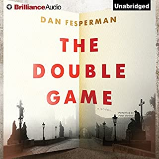 The Double Game audiobook cover art