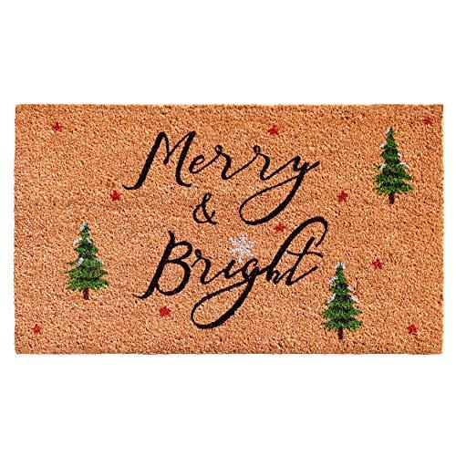 Calloway Mills 105021729 Yule Doormat, 17' x 29'
