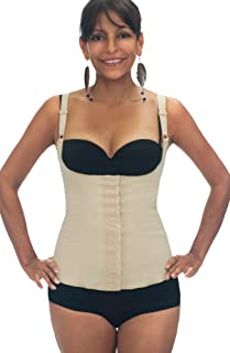 Ardyss Slimming Corset - Latex Vest Vedette Style 28 - Beige - 34