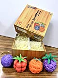 One Piece 4 Devil Fruits Set Gift Box (Set A) 5cm