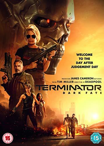 Terminator: Dark Fate DVD [2019]