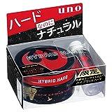 uno(ウーノ) ウーノ ハイブリッドハード ワックス 80g スキンセラムウォーターミニボトル付(スターウォーズEp8)