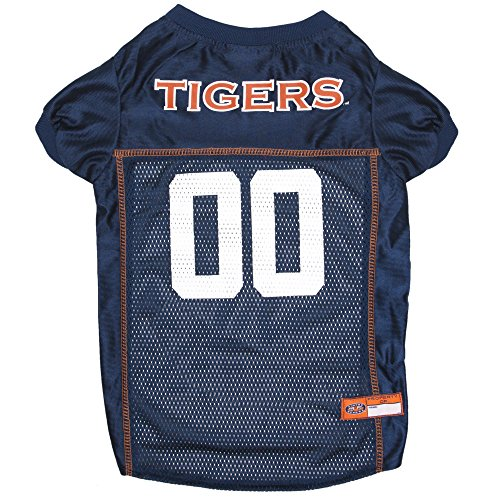 NCAA AUBURN TIGERS DOG Jersey, X-Large