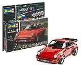 Revell Model Set- Porsche 911 Turbo Voiture Maquette, 67179