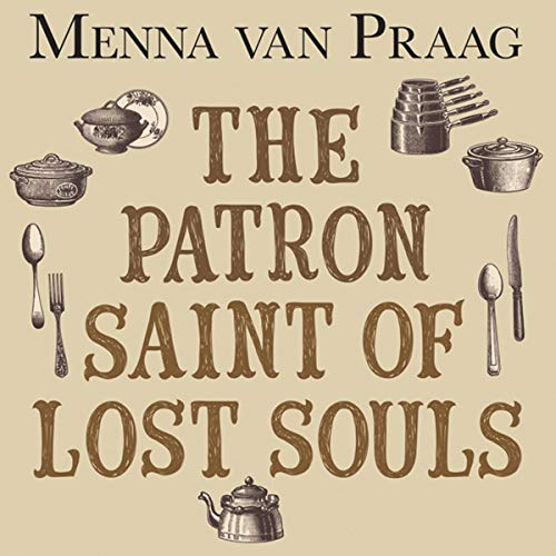 The Patron Saint of Lost Souls cover art