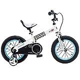 RoyalBaby CubeTube Kid's bikes, unisex children's bikes with training...