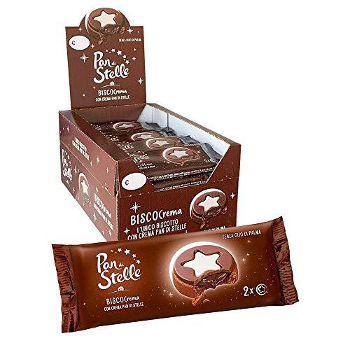 Mulino Bianco Pan di Stelle Biscocrema scatolo box da 24 pezzi x 28 gr