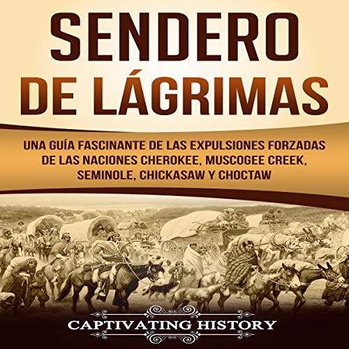 Sendero de Lágrimas [Trail of Tears] cover art