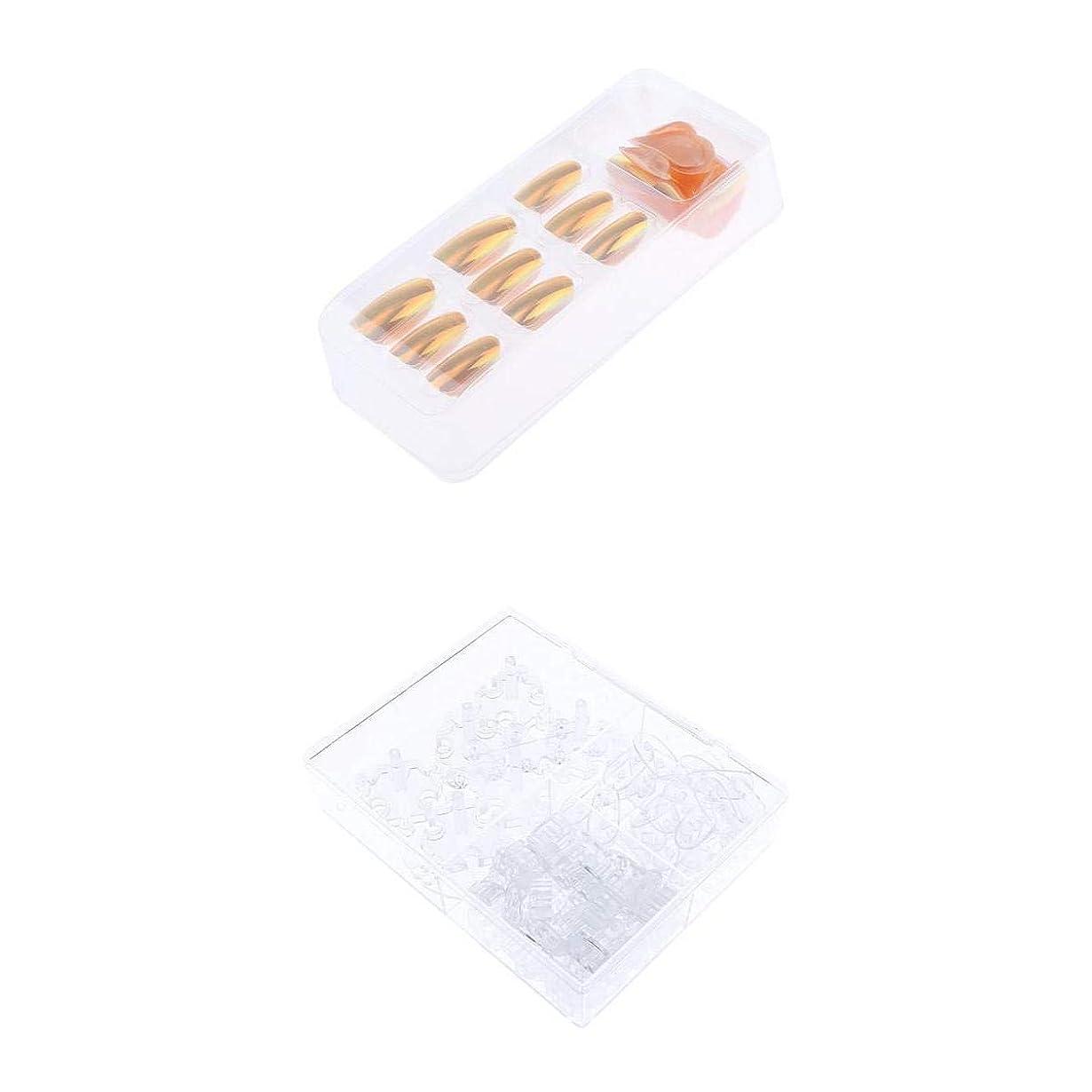 ピック異邦人石膏B Blesiya ネイルアート DIY マニキュア ネイルヒント 練習 人工爪