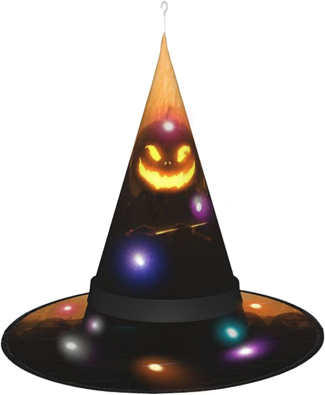 H-God New arrival Happy Halloween Witch Hats String Lights Max 72% OFF