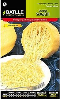 Semillas de Calabaza Spaghetti