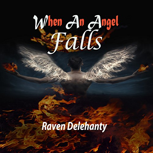 When an Angel Falls audiobook cover art