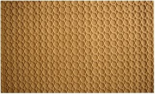 Imports Decor Natural Jute Rug , Beehive Design, 24-Inch by 36-Inch