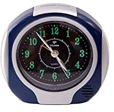 Alarm Clock, Dojana, Blue and Black, DA8137