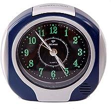 ساعة منبهة من دوجانا, اسود و ازرق,  DA8137