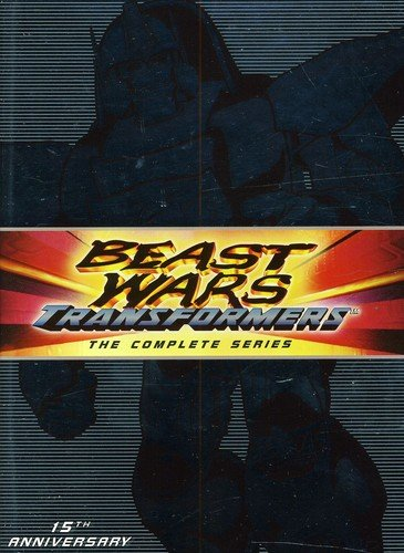 Beast Wars: Transformers - The Complete Series (1996) [Import]
